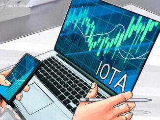 IOTA: Weekly Price Analysis