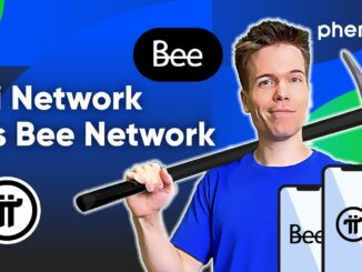 Crypto Mining from your Phone? Let's Compare the Pi Network and the Bee Network