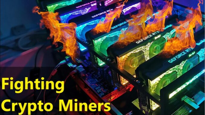 Nvidia & AMD's Answer to Cryptocurrency Miners
